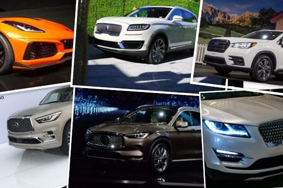 2017洛杉矶车展已发布重点车盘点 SUV占据半壁江山