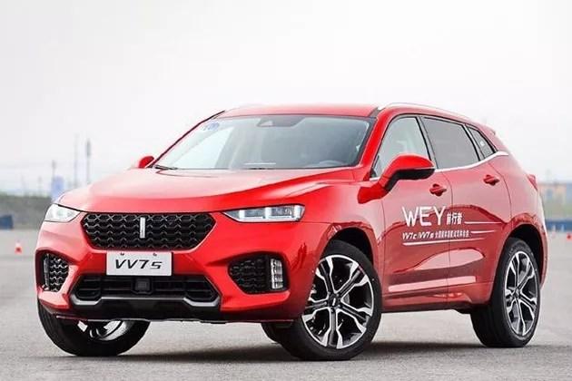 WEY品牌周年考:整体销量破4万 VV7高配车型销量占7成