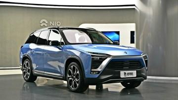 蔚来ES8 国产电动豪华SUV第一选?