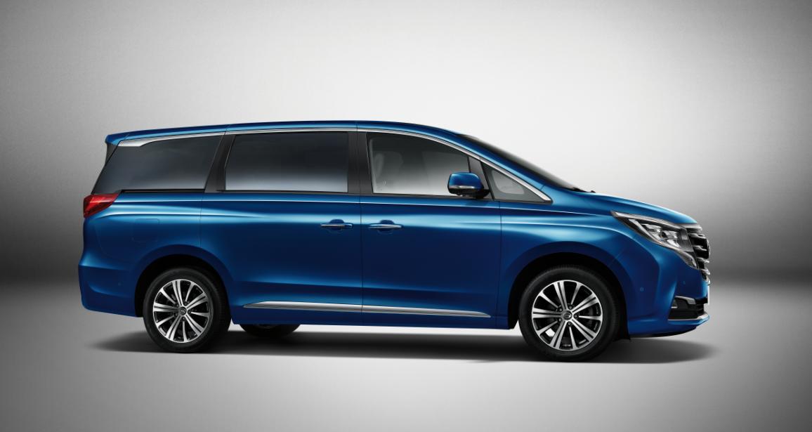 广汽传祺GM8将于今晚正式上市 预售18-27万元