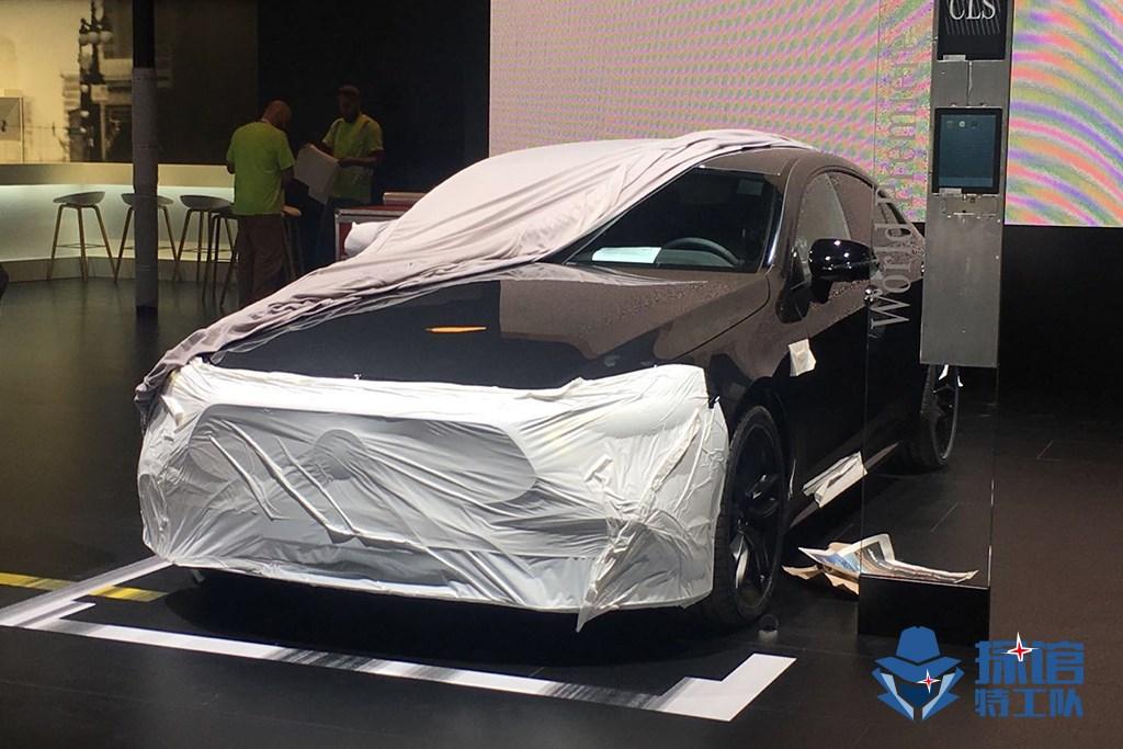 2018北美车展探馆:奔驰全新CLS 53 AMG 采用混合动力系统
