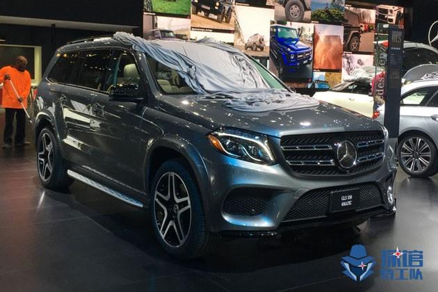 2018北美车展:奔驰GLS Grand Edition现身