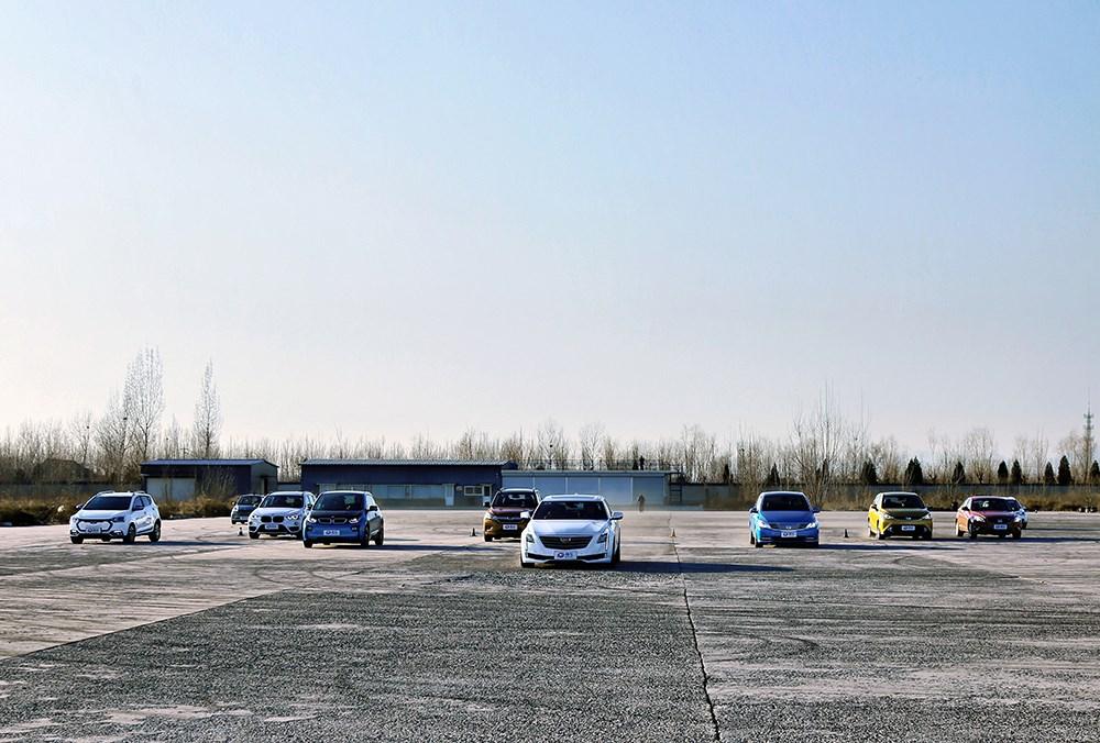 插电混动性能出众 新能源车型加速测试汇总