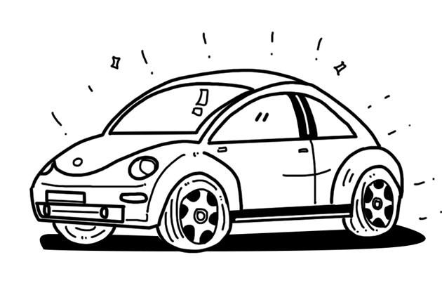 佛系养蛙,除了保时捷这个大青蛙 还有哪些汽车是仿生学设计