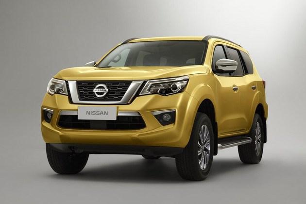 郑州日产TERRA途达将于6月上市 预计售17万-25万元
