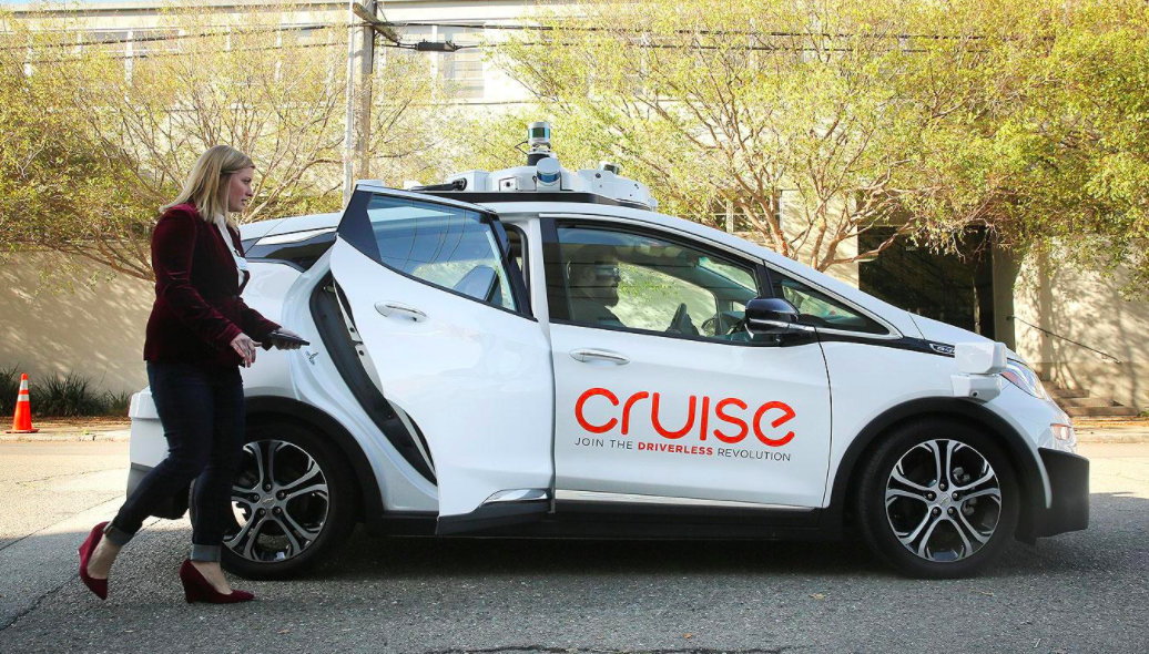 真正无人驾驶商业化到来 美国加州开放自动驾驶汽车接客