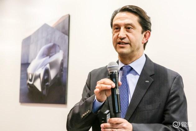 何塞·穆诺兹:日产加速电动化布局 欲做中国电动汽车领导者