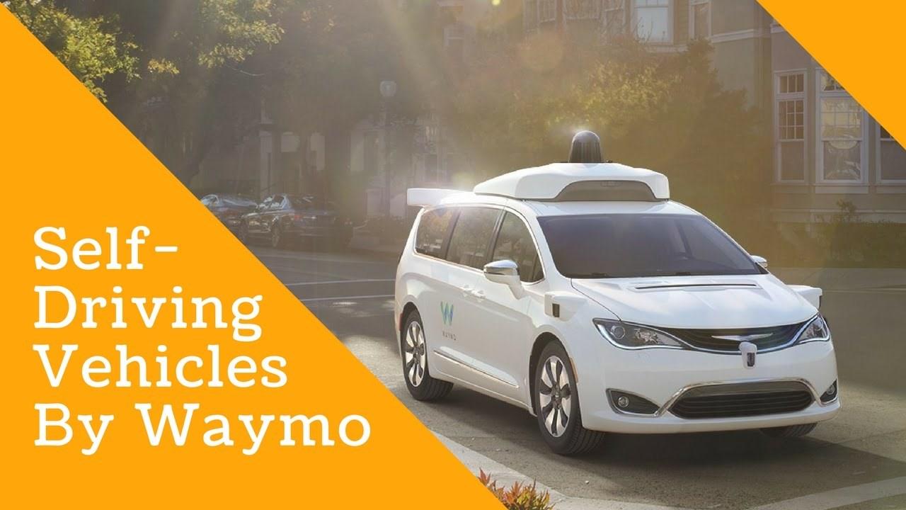 Waymo联手克莱斯勒 Google自动驾驶商业化再进一步|锂钛出行
