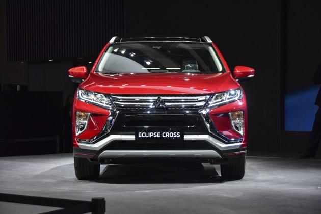 广汽三菱奕歌将于第四季度上市  搭1.5T发动机