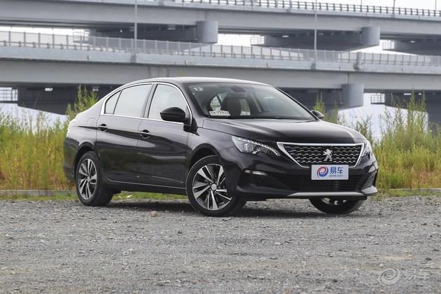 标致新款408售11.97-16.97万元 推6款车型/运动时尚设计