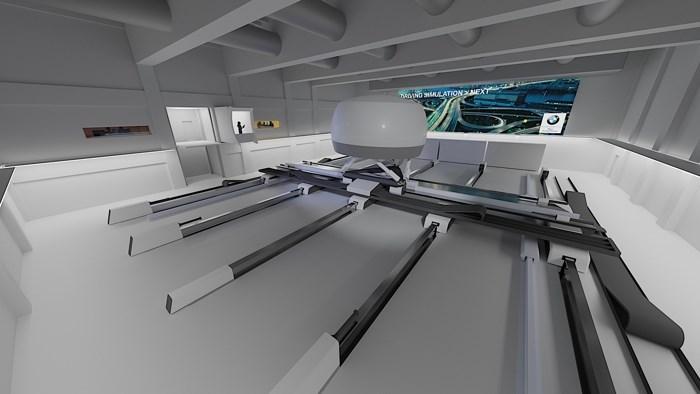宝马欲建现实驾驶模拟实验室 应对自动驾驶的全面研发