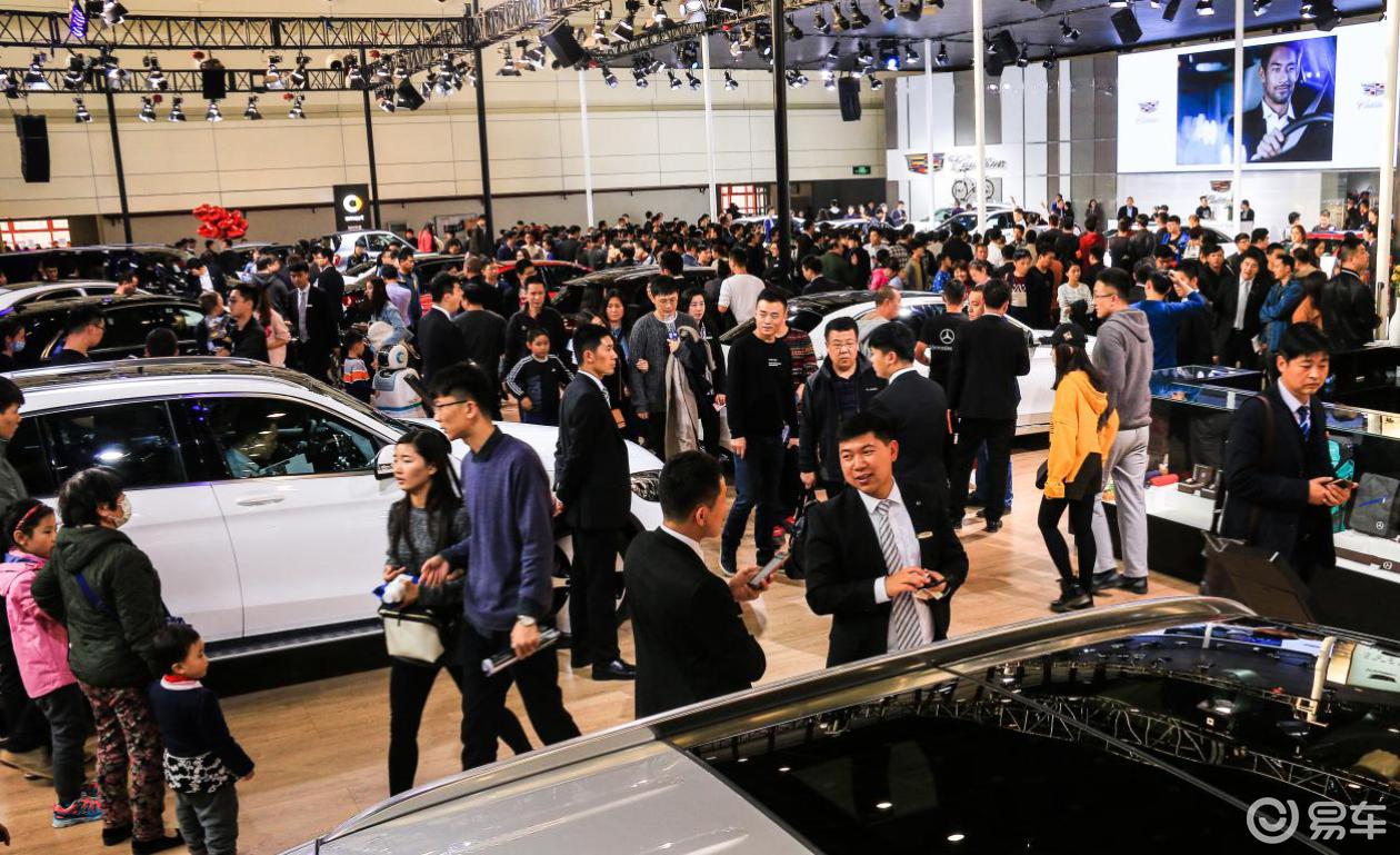 郑州国际车展寻找最美的TA—最美销代评选火热开启!