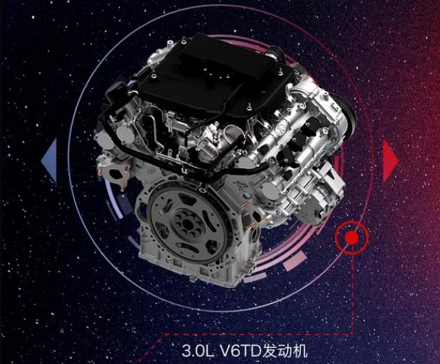 红旗HS7动力信息曝光 将2019年内上市
