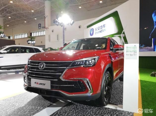 长安汽车品牌产品双获赞 海南车展满载而归