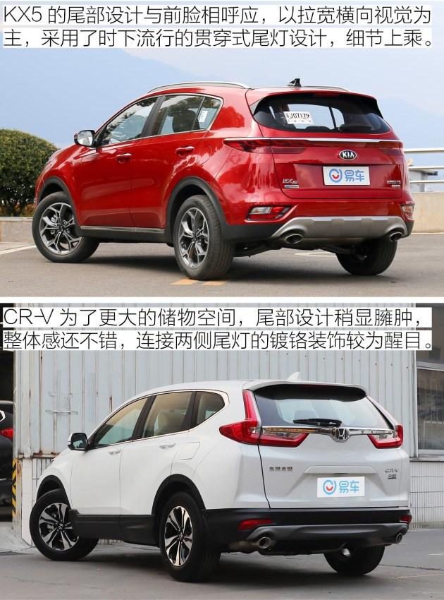 东风悦达起亚K5对决本田CR-V 谁更强大谁更厉害