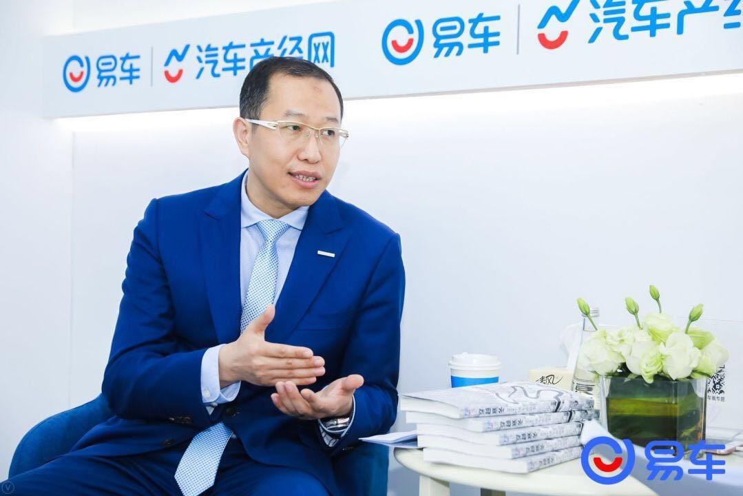 郭岩松:哈弗 Vision 2025将定义下一代SUV标准 | 汽车产经