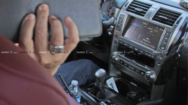 新雷克萨斯GX官图发布 配4.6V8发动机+6AT