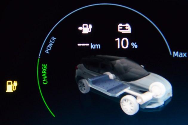 实测385公里仅售14万 这台电动车很划算!