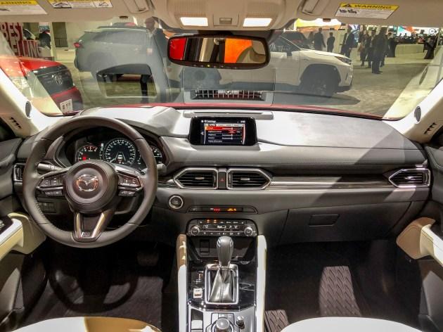 新款馬自達CX-5正式亮相 造型未變細節提升
