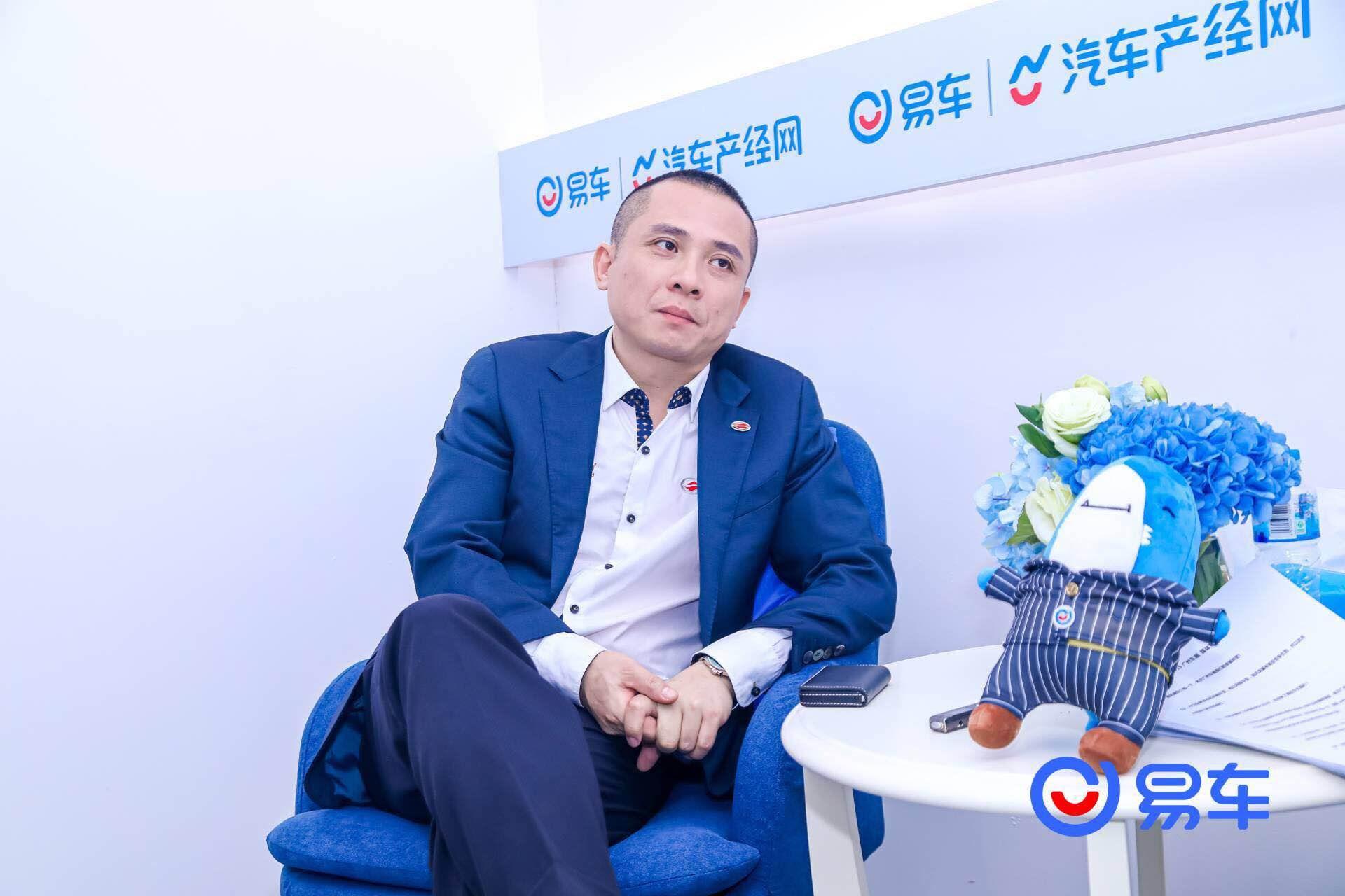 潘欣欣:陆风荣曜独享展台的眼前 是CSPA平台的底气丨汽车产经