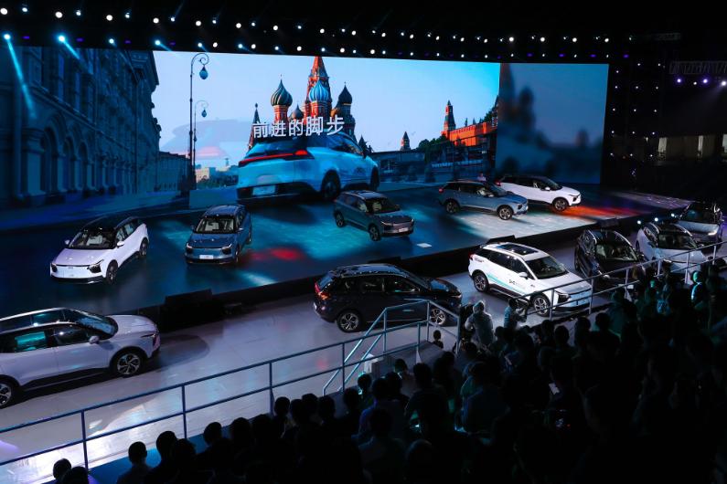 爱驰谷峰:一年后逾越一切新权势丨汽车产经