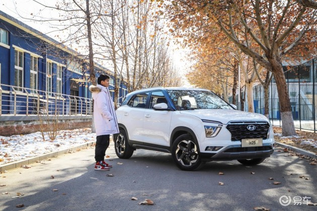 老车主试驾北京现代新一代ix25,试完准备交定金了?