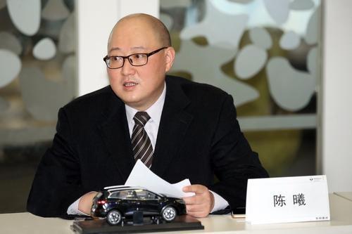 星途人事调整 营销老兵陈曦出任品牌营销中心总经理|汽车产经