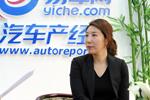 霍静:郑州日产2015年将开始密集投放新品