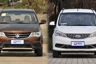 帮城外二舅买七座车 开瑞K50对比宝骏730-开瑞K50S正式上市 售价5.高清图片
