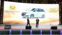 2015年度汽车盛典 奥德赛获年十佳车