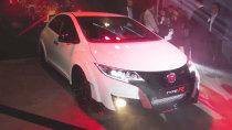 2015日内瓦车展 全新款本田思域Type R