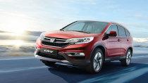 全新本田CR-V 新动力大幅提高燃油效能