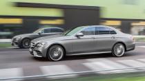 全新一代奔驰E级 打造同级最高安全标准