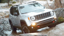 Jeep越野能力评级 考验自由侠通过性