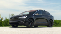 2016款特斯拉Model X 科技范儿爆棚