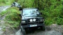 改装日产/丰田/Jeep 丛林极限越野