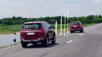 福特撼路者 配备自适应巡航控制系统