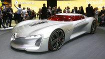 2016巴黎车展 雷诺全新TREZOR概念车