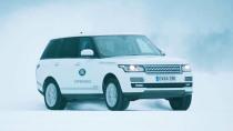 捷豹路虎冰雪驾驶学院启动 挑战极地