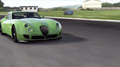 超跑威兹曼GTMF5 赛道展示强大动力