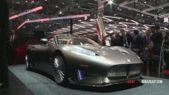 2016日内瓦车展 世爵C8 Preliator首发