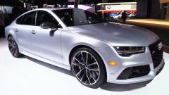 2017北美车展 奥迪RS7 Sportback亮相