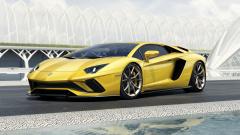 兰博基尼Aventador S 自在畅游巴伦西亚