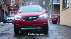 别克新款昂科拉城市小型SUV 竞争力提升