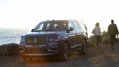 2018款林肯领航员 全尺寸豪华SUV