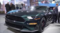 2018北美车展 福特Mustang特别版亮相