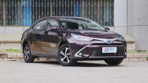 2017款 丰田雷凌双擎 1.8H GS CVT 精英天窗版 国V