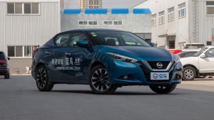 2019款 日产蓝鸟 1.6L CVT 智联智酷版