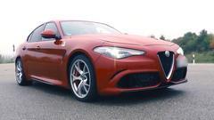 阿尔法罗密欧Giulia高速狂飙至289km/h