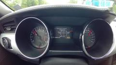 福特野马GT 250km/h加速秀声浪
